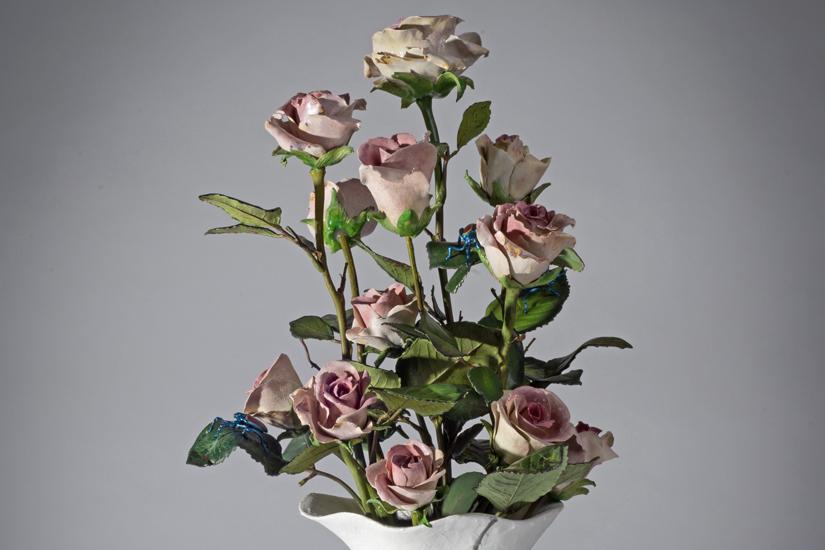 Elogio dei fiori finti