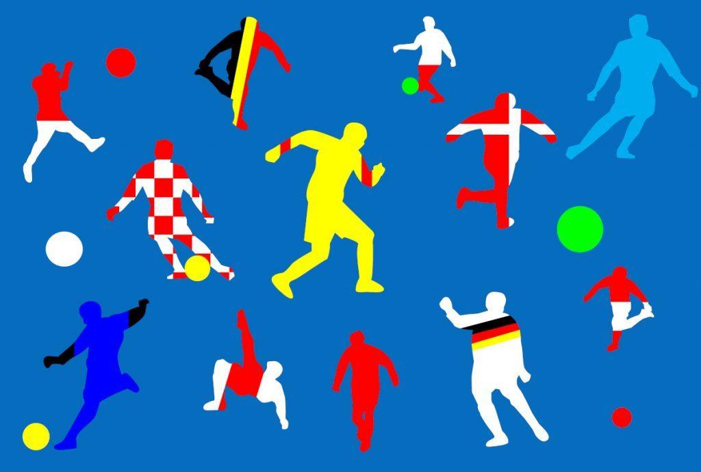 L'arte del gol - Marco Lodola