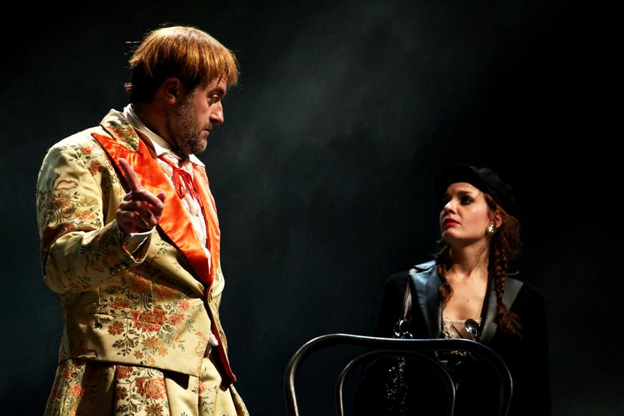 Il Borghese Gentiluomo, Teatro Due