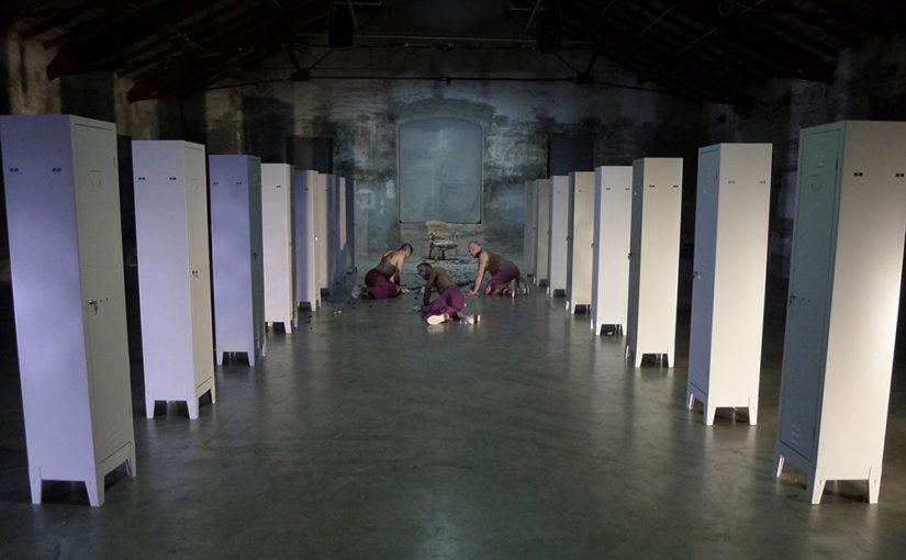 Lenz Fondazione, Rosa Winkel, foto di Maria Federica Maestri