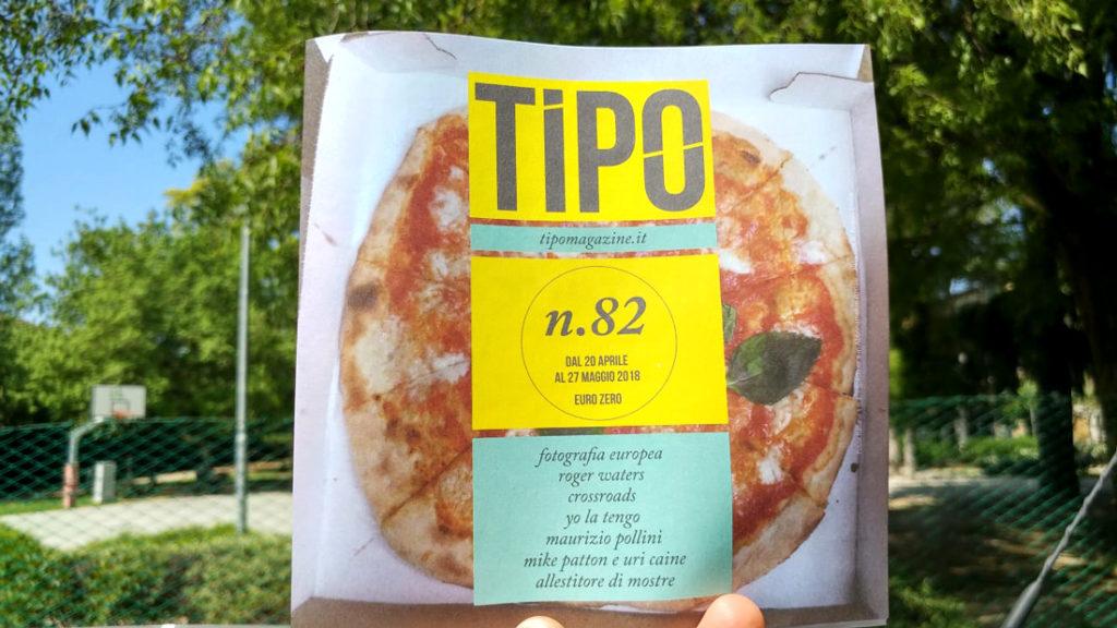 TIPO 82 copertina