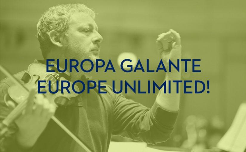 Orchestra Europa Galante