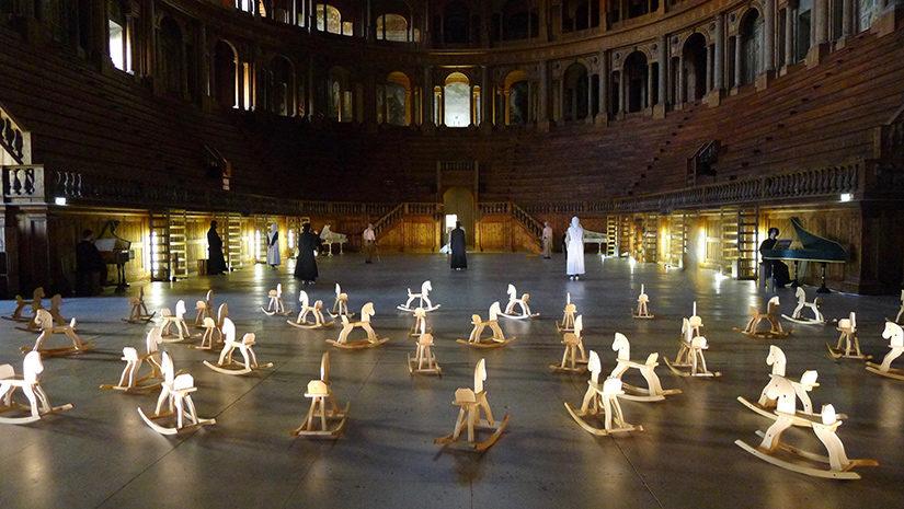 Lenz Fondazione, Il Grande Teatro del Mondo foto di Francesco Pititto