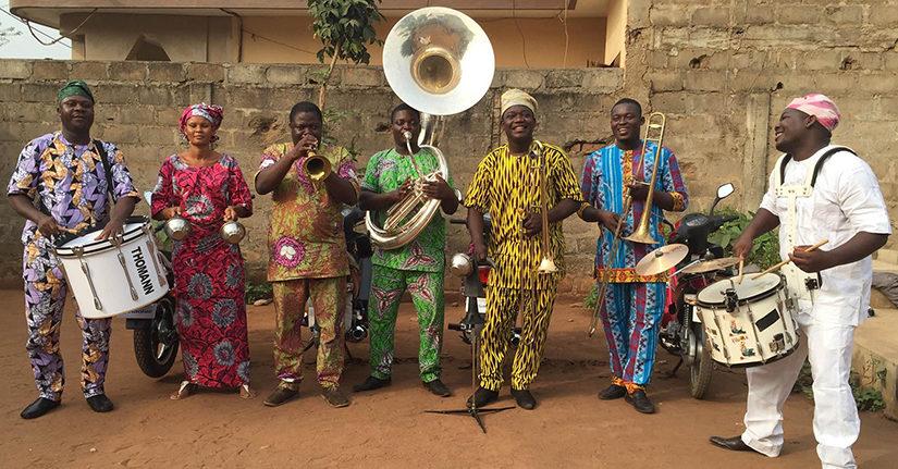 Eyo'nlé Brass Band