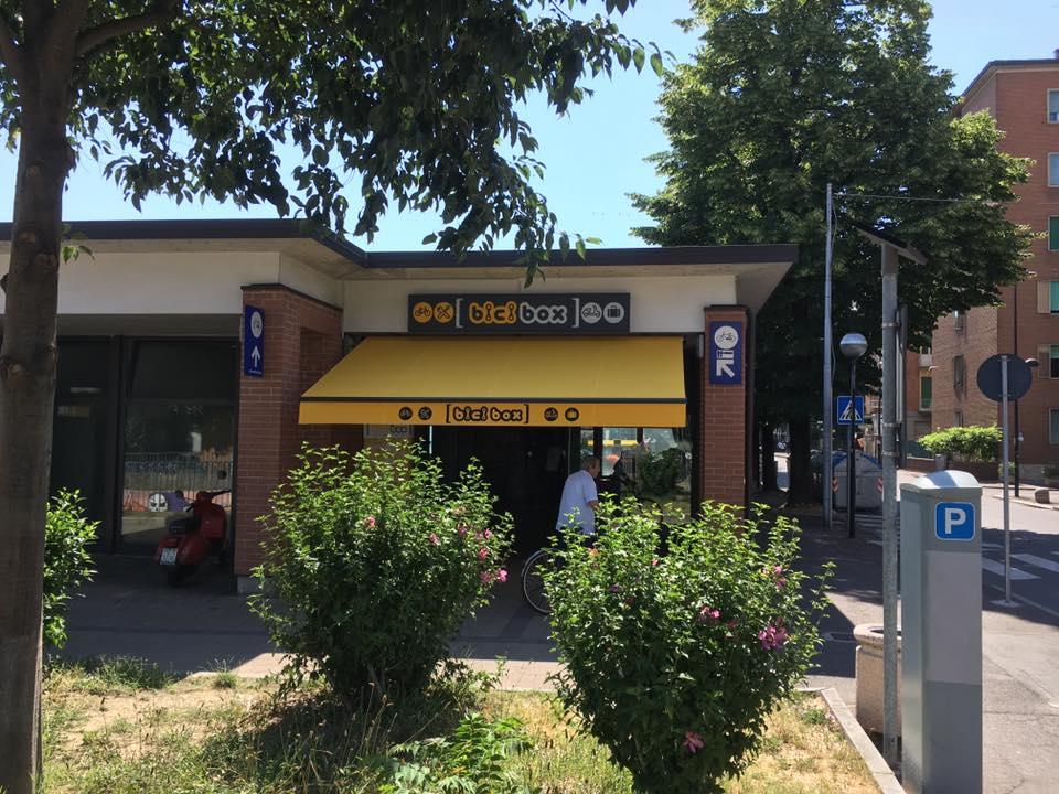 bicibox Reggio Emilia