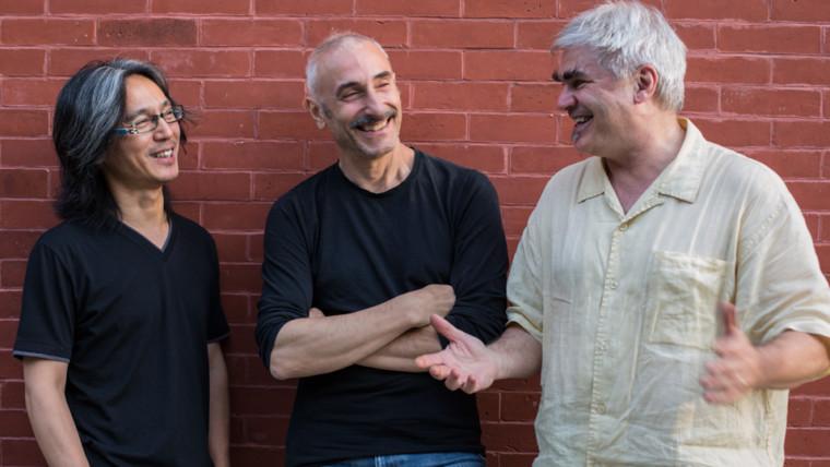 Marco Cappelli Trio