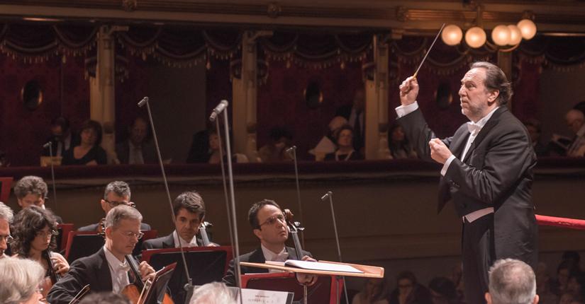 Filarmonica della Scala – Direttore Riccardo Chailly