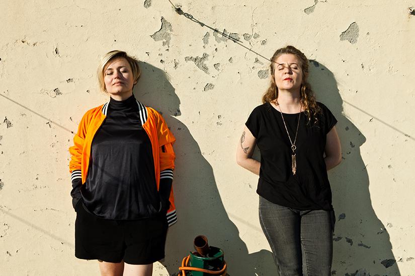 Eva Neklyaeva e Lisa Gilardino - foto di Valentina Bianchi