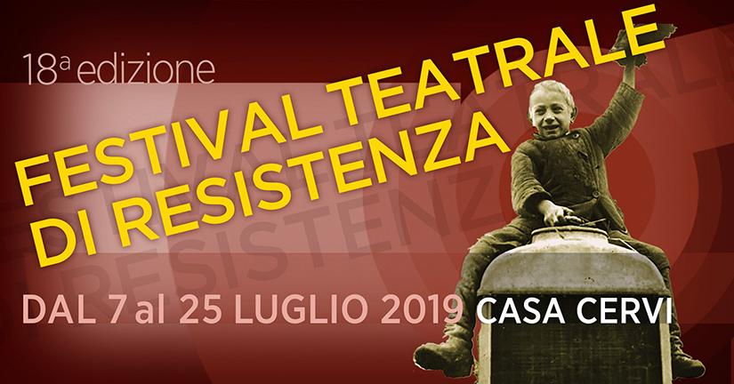 Festival Teatrale di Resistenza