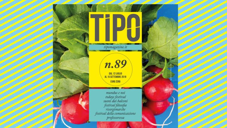 copertina TIPO 89