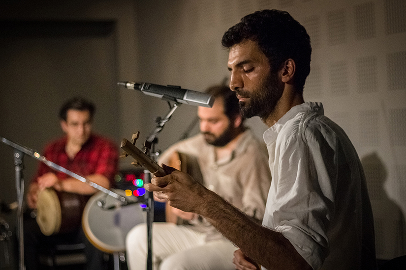 Mehdi Aminian, Pouyan Kheradmand e Behnam Masoumi