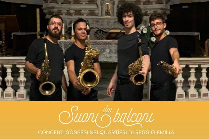 Quartetto di Sassofoni della Spezia