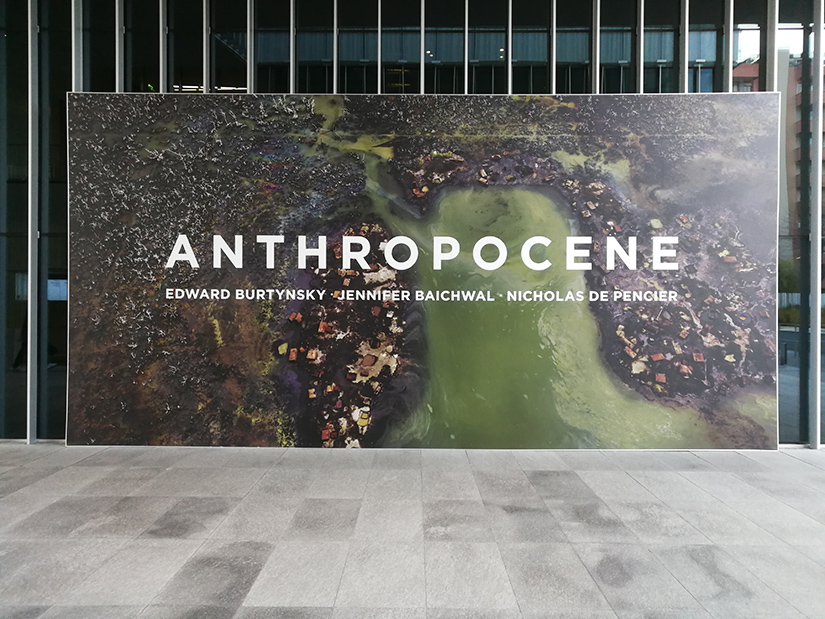 Anthropocene al MAST di Bologna