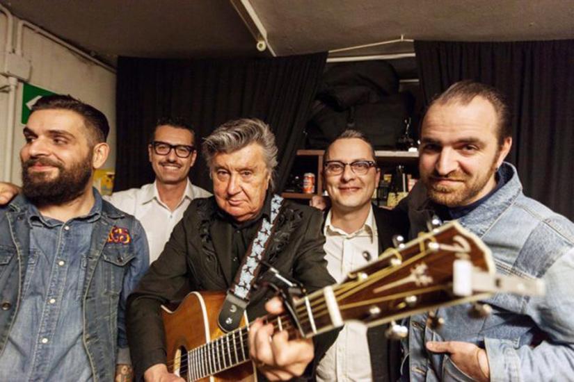 Bobby Solo + Broadcash – Tributo a Johnny Cash