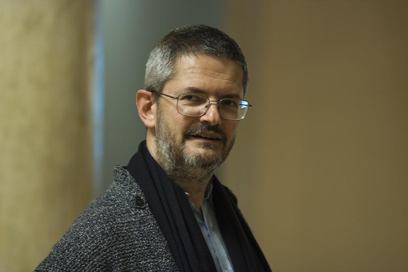 direttore di ERT Fondazione (foto di Riccardo Frati)