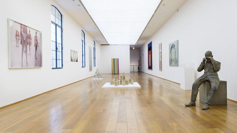 MAMbo - Museo d'Arte Moderna di Bologna Veduta di allestimento della collezione permanente Foto Giorgio Bianchi | Comune di Bologna