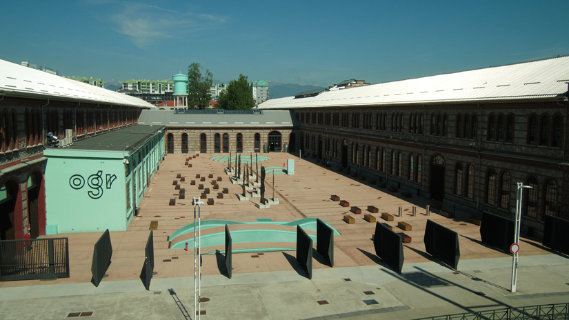 OGR - Officine Grandi Riparazioni di Torino pronte a dedicare un'area alla degenza e alla terapia subintensiva