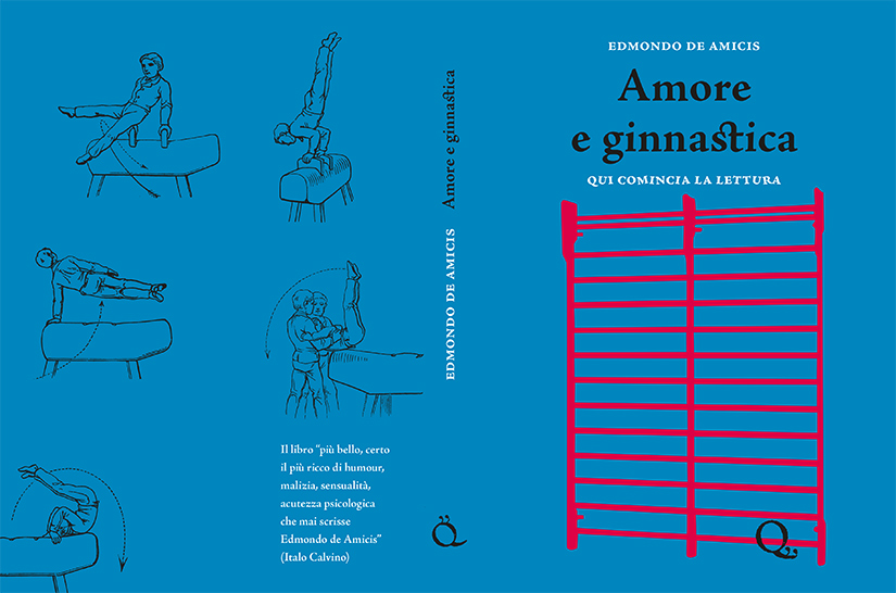 Amore e ginnastica, il romanzo di Edmondo De Amicis