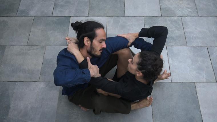 1 meter CLOSER, la videocreazione coreografica in quarantena di Aterballetto, su Rai 5