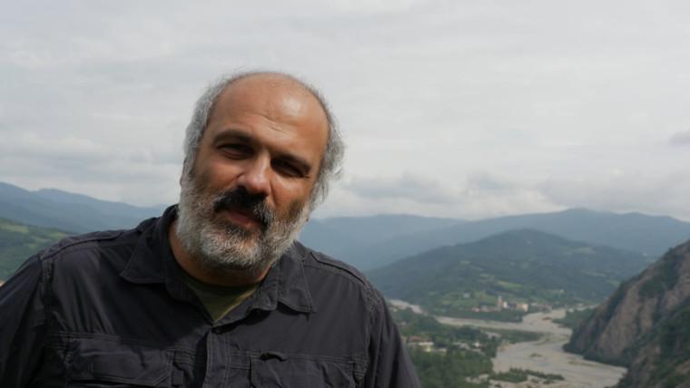 Alessandro Scillitani, ideatore e Direttore Artistico del Reggio Film Festival