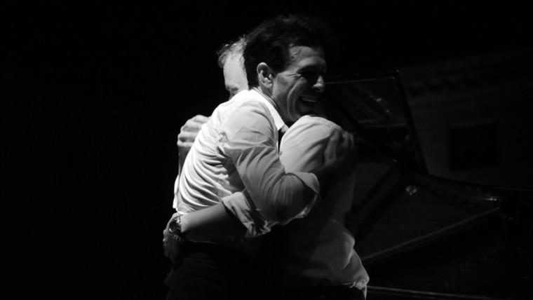 Ezio Bosso e Riccardo Paterlini, Teatro Sociale di Gualtieri