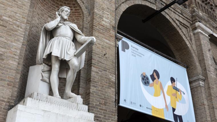 Parma Capitale italiana della Cultura 2020+2021