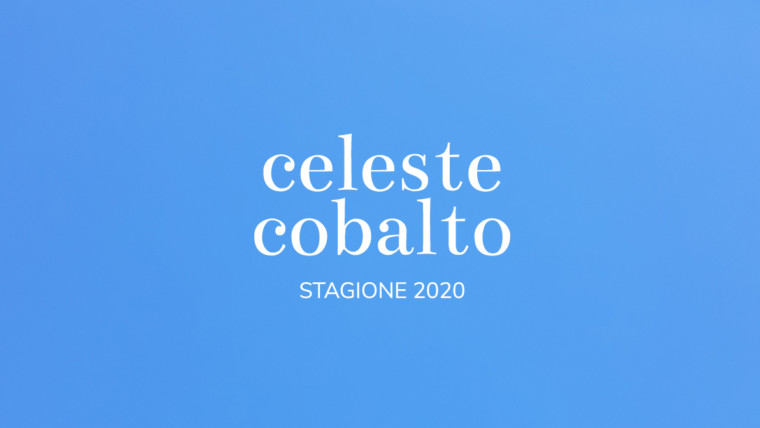 Celeste cobalto, Teatro Sociale di Gualtieri 2020