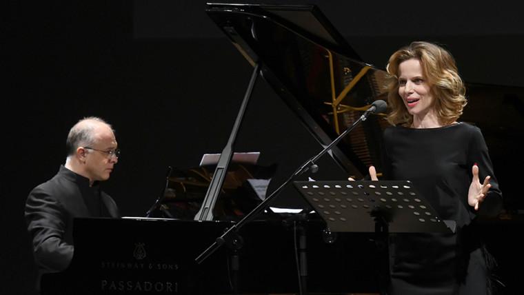 Festival Aperto: Contrappunti Lunari con Sonia Bergamasco, voce ed Emanuele Arciuli, pianoforte in streaming