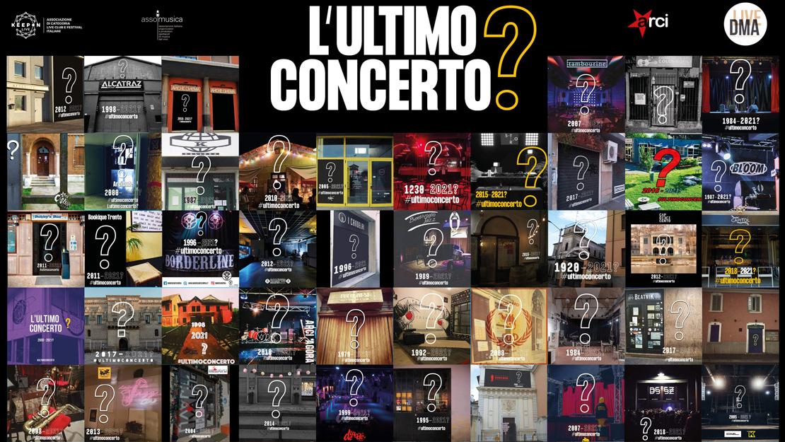 L'ultimo concerto?